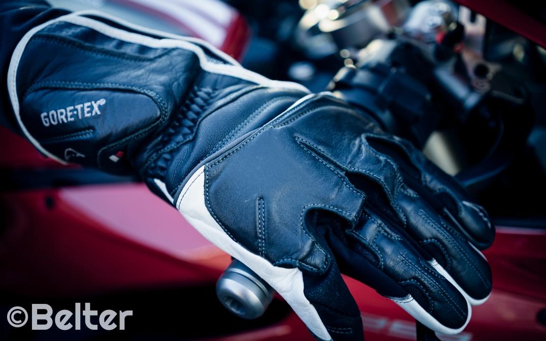 Kushitani Gore-Tex Gloves.